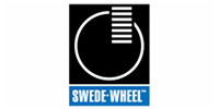 Swede-wheel logotyp